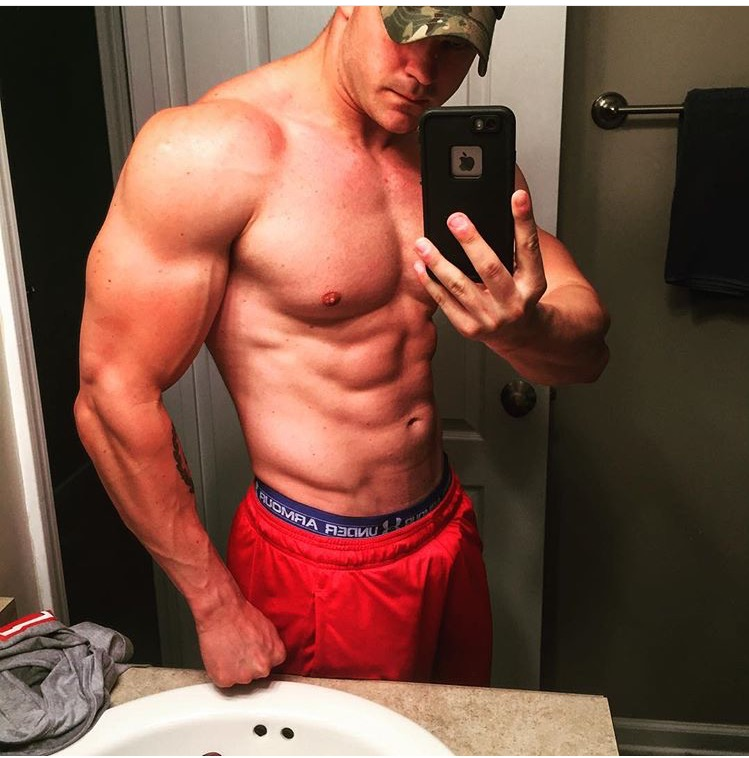 Jake C Apex Contest Prep Online Personal Training Client
