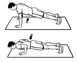 Image result for push up drawing