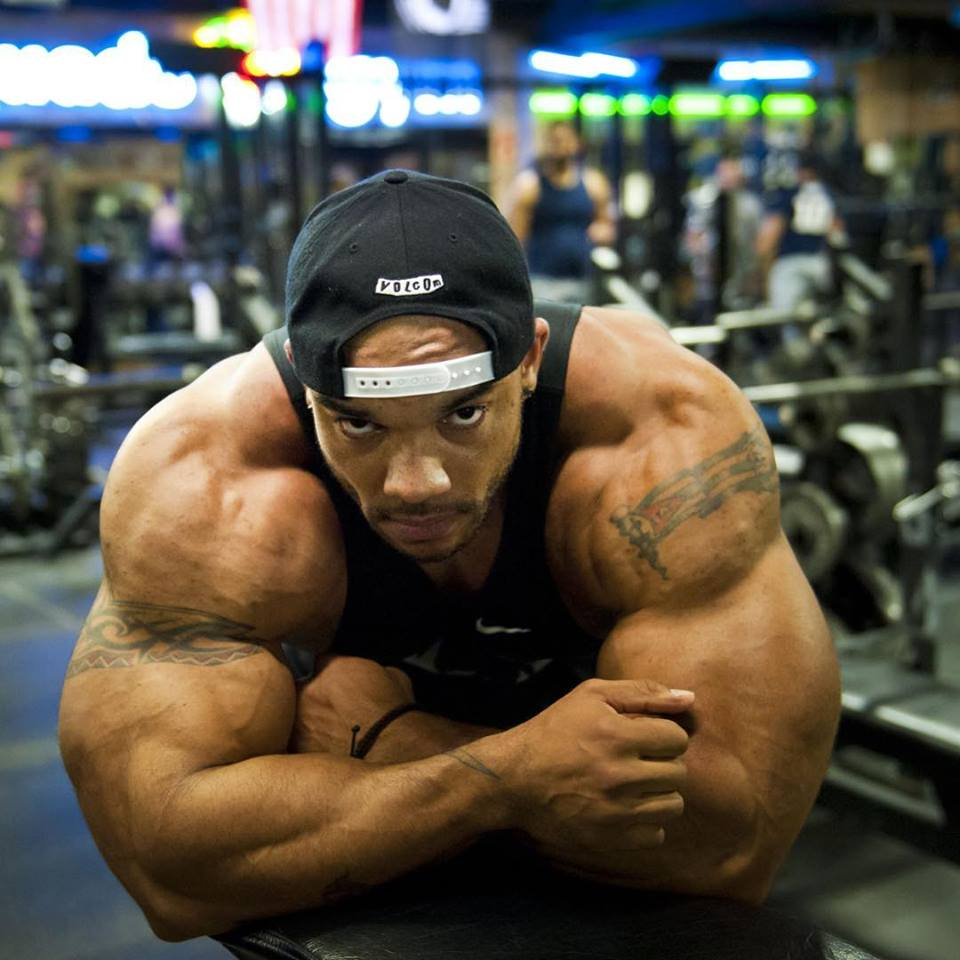 Sergio Oliva Jr Interview