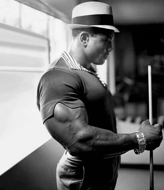 Sergio Oliva Senior sergio oliva jr's father